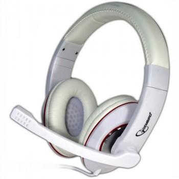 Gembird MHS-780 белый