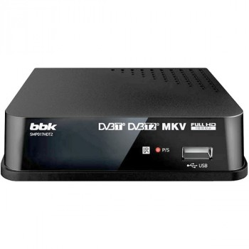 BBK SMP017HDT2 темно-серый