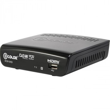 D-Color DC910HD DVB-T/T2