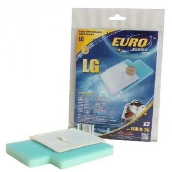 Euro Clean EUR H-26 набор микрофильтров для LG