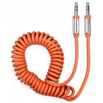 Partner Aux 3.5-3.5 (m-m) витой 1.8м оранжевый