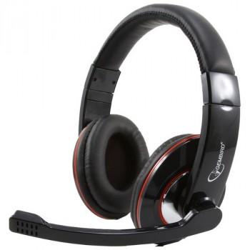 Gembird MHS-780B черный