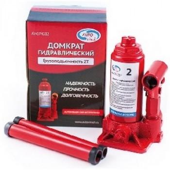 Autovirazh AV-074202 2т красный