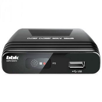 BBK SMP016HDT2 темно-серый
