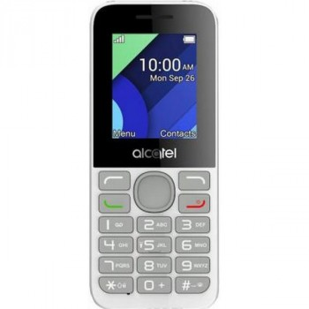 Alcatel OT1054D Duos Pure White