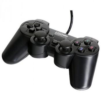 3cott GP-02 двойной/вибрация/12кн/USB черный