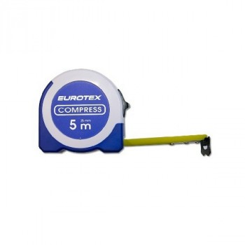 Eurotex (050116-825) Compress в обрезиненном корпусе, 8 м x 25 мм