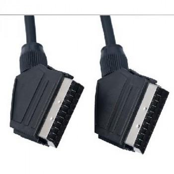 Perfeo S8002 SCART (21 Pin) вилка - Scart (21 Pin) вилка 3 м