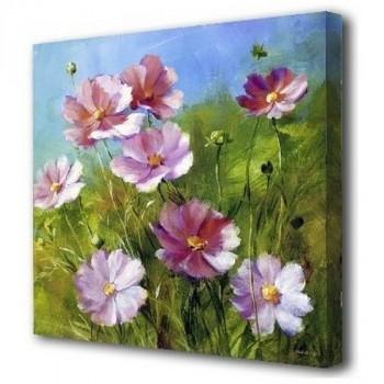 Topposters N-4011H 60х60 Полевые цветы