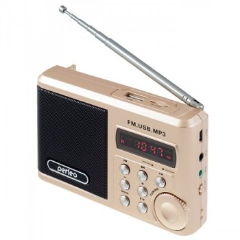 Perfeo Sound Ranger PF-SV922 золотой