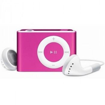 Perfeo VI-M001 Music Clip Titanium розовый