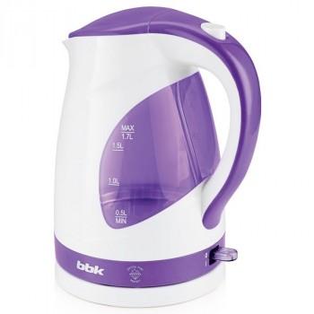 BBK EK1700P белый, фиолетовый