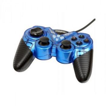 3cott Single GP-05 вибрация/14кн/USB черно-синий