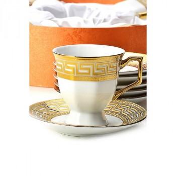 Loraine LR 21599 кофейный набор 85мл 12 предметов