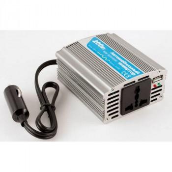 Buro BUM-8103CI200 200W/USB Port Автоинвертор