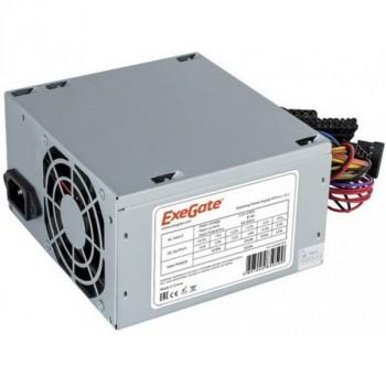 Exegate AAA450 (450W, ATX, 8CM Fan, 24P+4P, 2*SATA, 1*IDE)