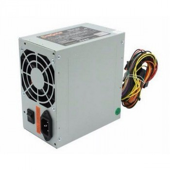 Exegate CP450 (450W, ATX, 8CM Fan, 24+4pin, 3*SATA, 1*FDD, 2*IDE)