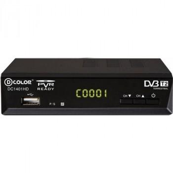 D-Color DC1401HD DVB-T/T2