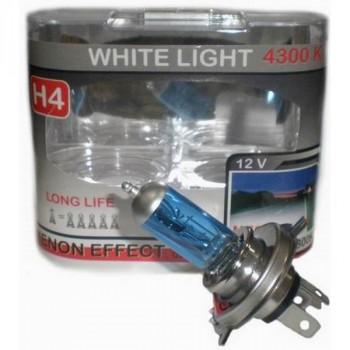 ClearLight Лампа H4 12V-60/55W WhiteLight (2 шт.)