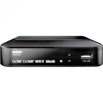 BBK SMP018HDT2 темно-серый