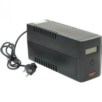 Exegate Power Smart ULB-600 LCD (600VA/2 Евророзетки/USB)