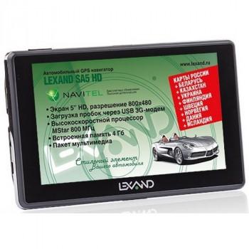 Lexand SA5 HD+ Навигатор