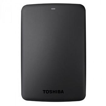 Toshiba USB 3.0 1Tb (HDTB310EK3AA) Canvio Basics черный